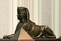 Presnya Historical Memorial Museum, Moscow, Russia