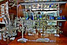 Erpet Bohemia Crystal, Prague, Czech Republic