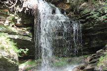 Horseshoe Falls, Munising, United States