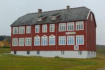 The Partisan Museum, Vardo, Norway