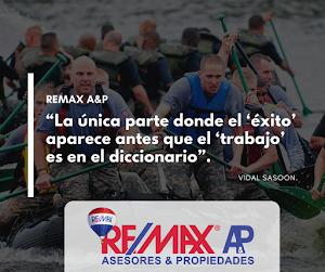 Remax A&P Asesores y Propiedades 1