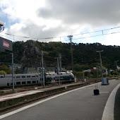Железнодорожная станция  Cherbourg