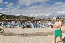 Playa Porto Novo, Palmanova, Spain