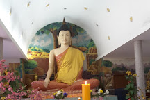 Wat Meh Liew Buddhist Temple, Kuala Lumpur, Malaysia