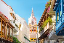 Catedral Santa Catalina de Alejandria, Cartagena, Colombia