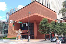 The Harvey B. Gantt Center for African-American Arts + Culture, Charlotte, United States