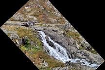 Stigfossen Waterfall, Andalsnes, Norway