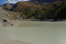Lago del Miage, Courmayeur, Italy