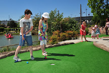 Pirate Cove Adventure Golf Park, Greenhithe, United Kingdom