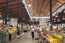 Almería Central Market, Almeria, Spain