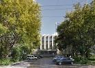 Библиотека ПГПУ, улица 25 Октября на фото Перми