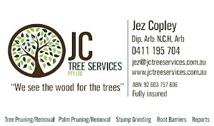 JC Tree Services