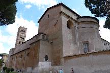Basilica Ss. Bonifacio e Alessio, Rome, Italy