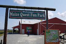 Maize Quest Fun Park, New Park, United States