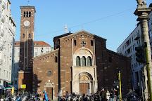 Chiesa di San Raffaele, Milan, Italy