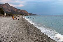 Plaka Beach, Leonidio, Greece