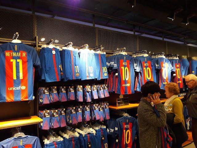 Barcelona Football Club Museum