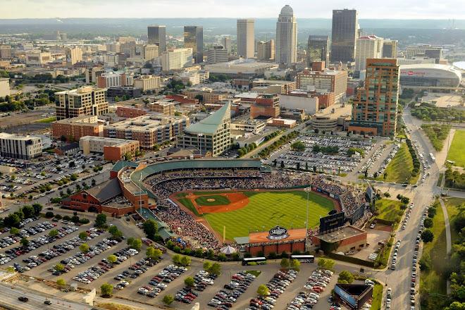 Visit Louisville Slugger Field On Your Trip To Louisville