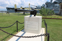 Battleship USS ALABAMA, Mobile, United States