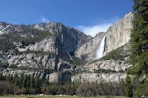 Yosemite Falls, Yosemite National Park, United States