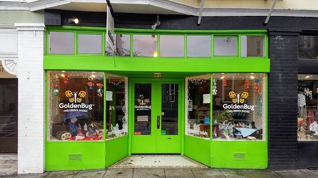 GoldenBug Children's Shoes