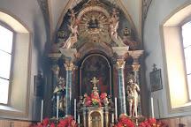 Chiesa dei Santi Pietro e Paolo Apostoli, Arabba, Italy