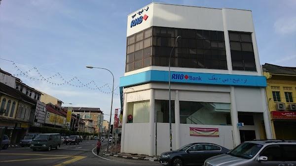 RHB Bank, 782, Jalan Tok Hakim, Bandar Kota Bharu, 15000