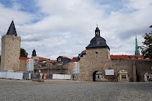 Stadtmauer, Muhlhausen, Germany