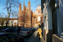 CHURCH OF ST. Francis of Assisi (Bernardine) Parish, Vilnius, Lithuania