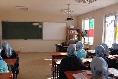HERAT AFGHAN-TURK GIRLS HIGH SCHOOL