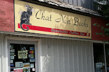 Chat Noir Books & Games, New Liskeard, Canada