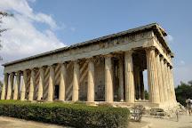 Temple of Hephaestus, Athens, Greece
