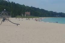 Michigan Beach Park, Charlevoix, United States