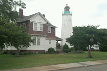 Old Point Comfort Lighthouse, Hampton, United States