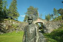 Hegra Festning, Stjordal, Norway