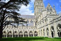 Salisbury Cathedral and Magna Carta, Salisbury, United Kingdom