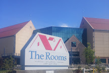 The Rooms, St. John's, Canada