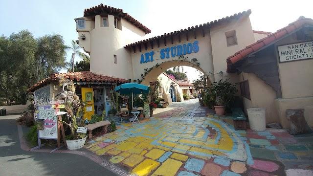 Spanish Village Art Center