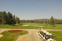 Coeur d'Alene Resort Golf Course, Coeur d'Alene, United States