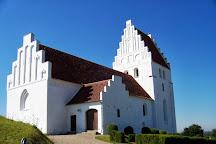 Elmelunde Kirke, Stege, Denmark