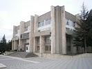 Централизованная библиотечная система, площадь Ленина на фото Пятигорска