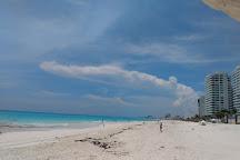 Playa Gaviota Azul, Cancun, Mexico