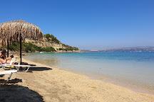 Paliostafida Beach, Lassi, Greece