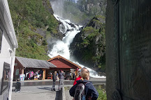 Latefossen, Odda, Norway
