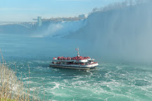 Journey Behind the Falls, Niagara Falls, Canada