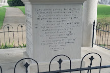 President James K Polk Tomb, Nashville, United States