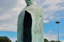 Statue of Saint John Paul II, Rome, Italy