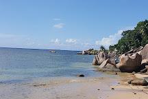 Anse Marie-Louise Beach, Praslin Island, Seychelles