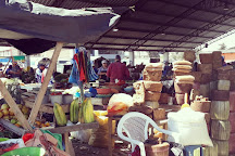 Mercado Indigena, Saquisili, Ecuador