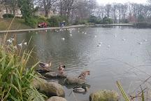 Greenhead Park, Huddersfield, United Kingdom